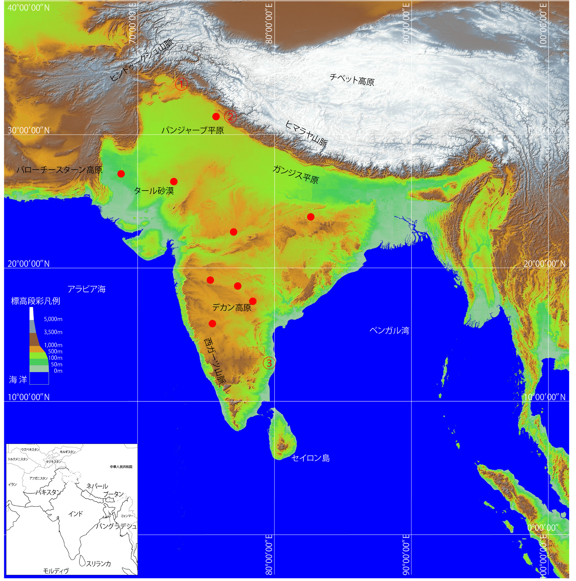 図2.南アジア前期旧石器_s