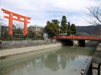 京都市の「伝統と進取の気風の地」岡崎