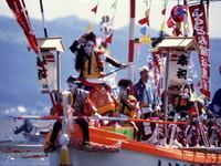 「水の都」・「神々の国の首都」松江