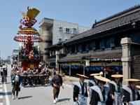 伝統と文化のまち高岡と高岡御車山祭
