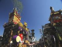 小江戸川越とユネスコ無形文化遺産川越氷川祭の山車行事