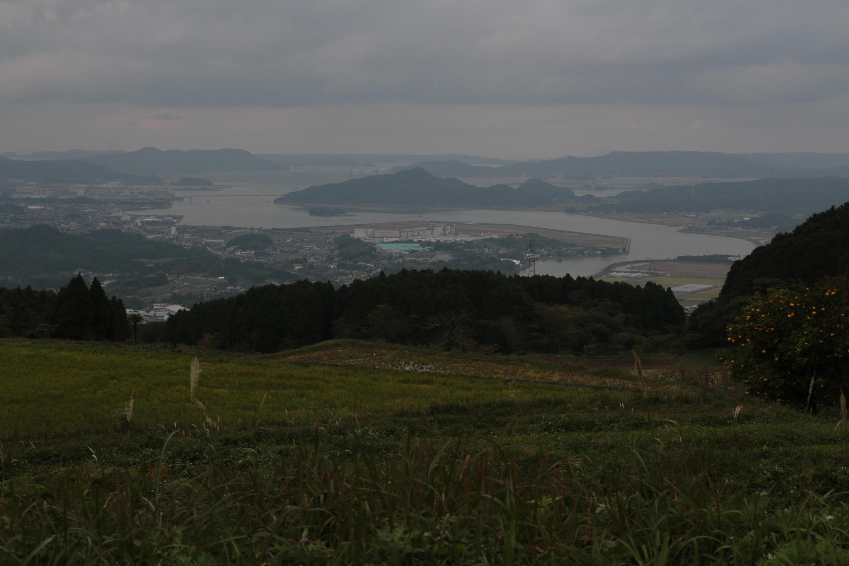 腰岳②_03_伊万里湾を望む_s
